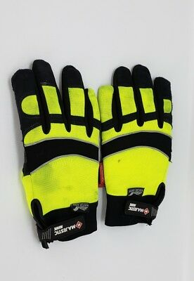 Majestic  Winter Hawk  Insulated Gloves, Waterproof & Breathable XL