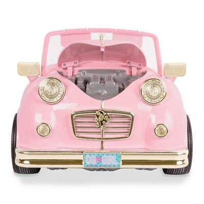 NEW Our Generation In the Driver's Seat Retro Cruiser Kids Children Toy