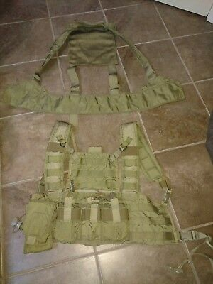 Eagle SFLCS RRV Khaki and pouches package