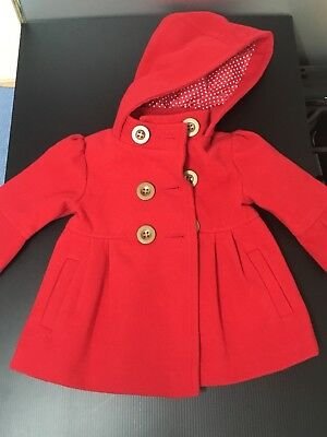 Size 1 Toddlers Coat