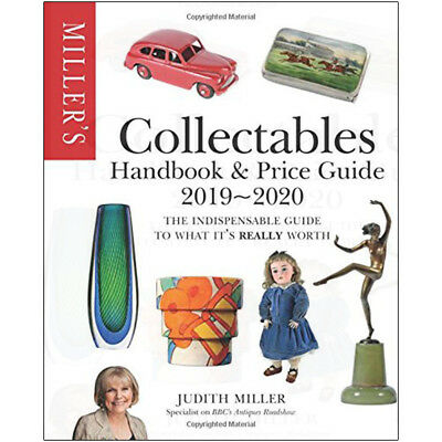 Miller's Collectables Handbook & Price Guide By Judith Miller Paperback NEW