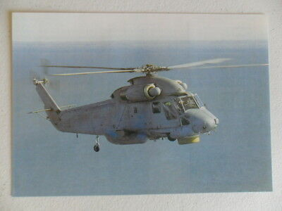 Royal New Zealand Navy KAMAN SH-2G SEASPRITE HELICOPTERS Welcome Aboard c1998