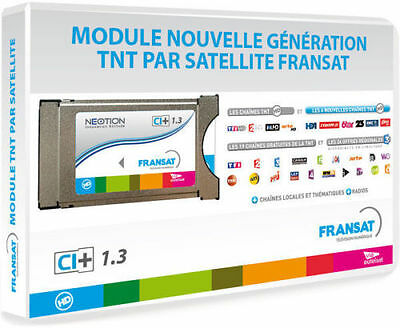 Neotion Cam Ci Plus 1.3 Nouvelle Generation  Tv Par Satellite