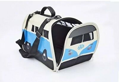 VW VOLKSWAGEN Classic Camper Van Pet Bag Carrier Cat Small Dog NEW IN BOX