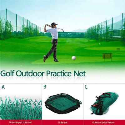 Golf Practice Net Golf Driving Range Nets Swing Indoor/Outdoor Trainer Net