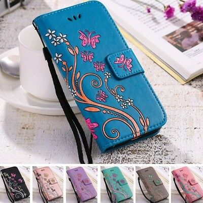 Women Girl Flip Wallet Leather Case Cover For Apple iPhone X 8 7 6S 6 Plus 5 5S