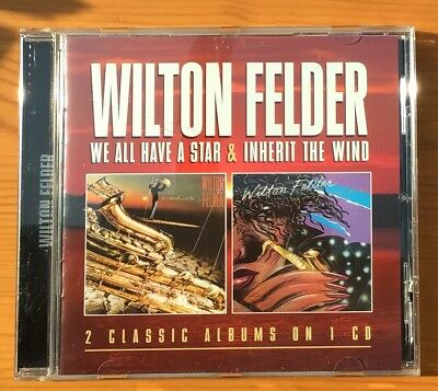 Wilton Felder - We all have a star & Inherit the wind - CD