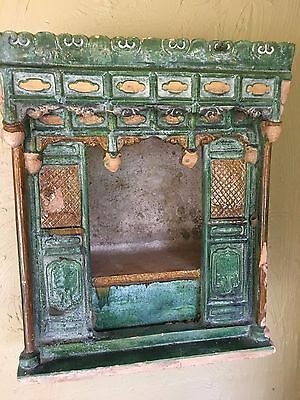 Chinese Antique Ming  Dynasty Spirit House Over 400 Years Old.