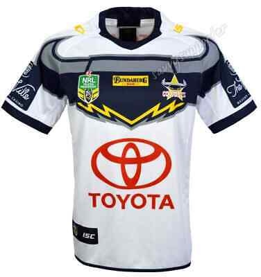 North Queensland Cowboys 2018 Mens Away Jersey Sizes S-7XL BNWT