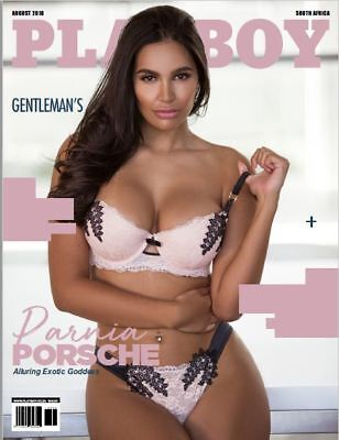 Playboy South Africa - August 2018 Electronic PDF magazine