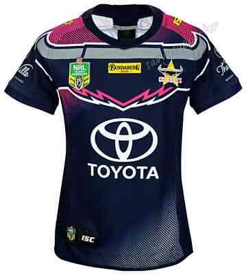 North Queensland Cowboys 2018 NRL Women in League Jersey Mens and Ladies