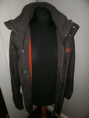 """Tokyo Laundry Waterproof Hooded Jacket Size S """"Excellent"""""""