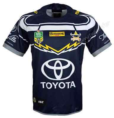 North Queensland Cowboys 2018 Home Jersey Adults Ladies Kids Toddler BNWT