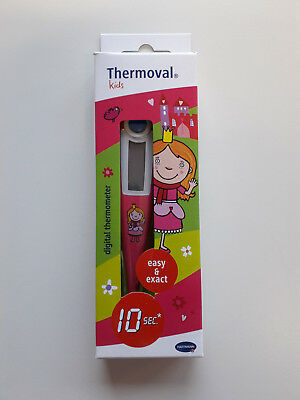 Thermoval® kids Digitalthermometer, Fieberthermometer, 10 Sek.