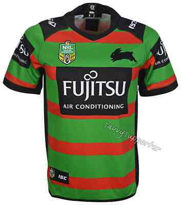 South Sydney Rabbitohs 2018 NRL Home Jersey Sizes S-7XL BNWT
