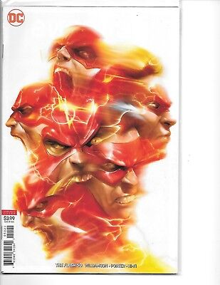 Flash #50 Mattina Variant DC NM 2018