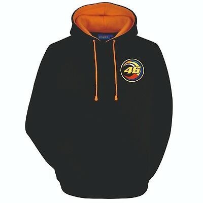 NORTHERN SOUL BADGE ADULTS PAPINI  HOODIE HIDDEN  PHONE POCKET SIZES XS TO 3XL