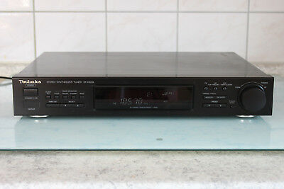 Technics Stereo Synthesizer Tuner ST-X902L