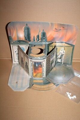 1980 bis 1985 Star Wars Cloud City Playset
