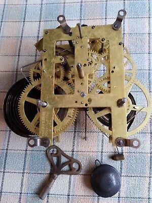 Sessions clock movement for spares or repair