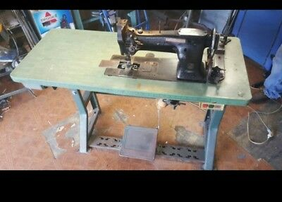 Singer Commercial Industrial Sewing Machine  With table