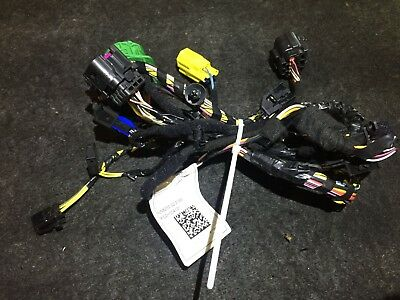 14 15 16 17 Fiat 500 L Front Left Driver Door Wires Wire Wiring Harness Oem