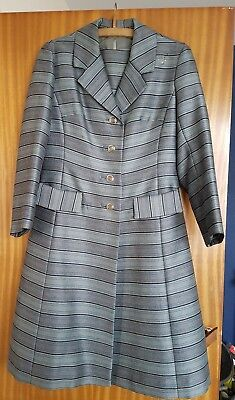Vintage 1950s/1960s Bro Phil dress and matching coat twin set