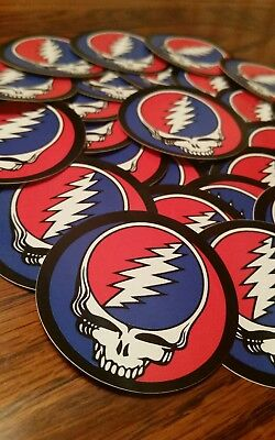 50 grateful dead steal your face stickers. Dead and company.