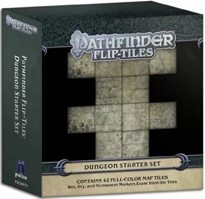 Dungeon Starter Set Expansion - Pathfinder RPG Flip-Tiles