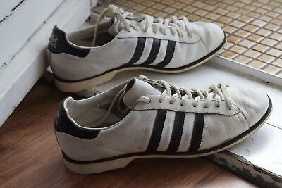 Vintage adidas Bowling gr 44 Made in Germany 70's 80's 80er kegler