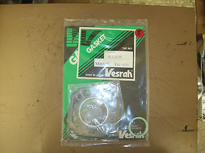 Yamaha Top End Gasket kit Vesrah YZ80 85 86 VG-6038 GTE230 YZ 80