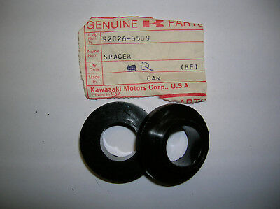Kawasaki Snowmobile Spacer set of 2 92026-3509 OEM NOS B123
