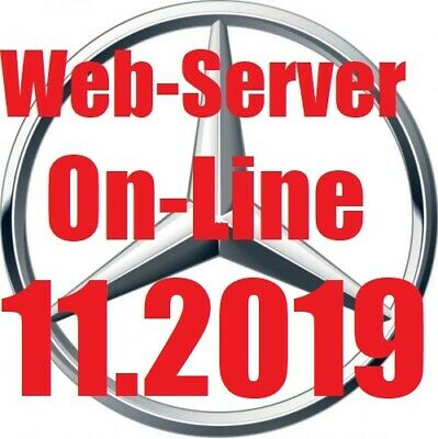 06/19 Mercedes WIS/ASRA/EPC Service Repair Workshop Manual Online-Server-1 month