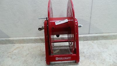 Reelcraft CA32106L1 1/2 In 100 Ft Max Hose L Heavy Duty Hand Crank Hose Reel