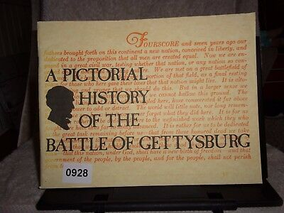 A Pictorial History of the Battle of Gettysburg by Jacob Melchoir Sheads.