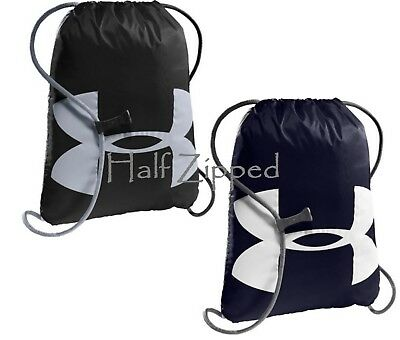 c41cbc8aebfb UNDER ARMOUR OZSEE Sackpack UA Drawstring Backpack Sack Pack Gym Bag ...