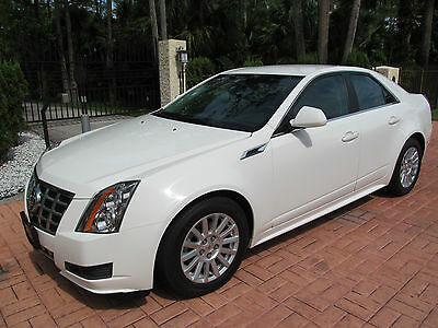 2013 Cadillac CTS All Wheel Drive Luxury Collection ALL WHEEL DRIVE * LUXURY COLLECTION * 30K MILES * BARGAIN * FLA
