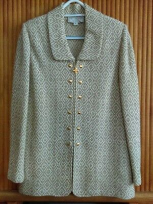 ST. JOHN COLLECTION By Marie Gray 2 Pc. SKIRT & JACKET SET size 8 & 6