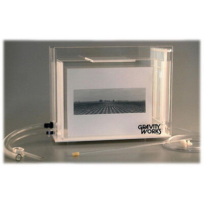 Gravity Works New Old Stock 11x14 archival print sheet film washer darkroom