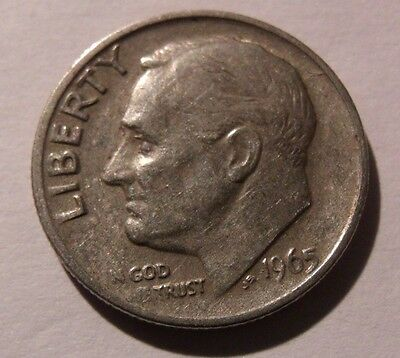 USA 10c Roosevelt - Dime - Philadelphia Mint - Various Years - 1959 to 1987