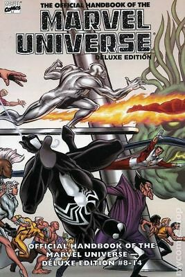 Marvel Universe Essential Deluxe Edition Vol 2 Marvel Graphic Book