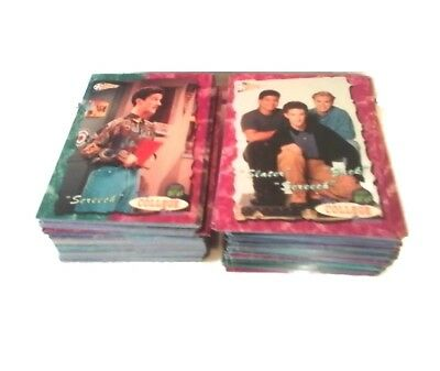 Saved by the bell 1994 card lot 50+