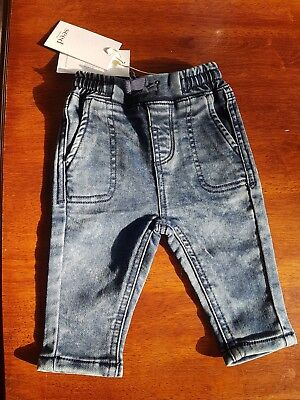 Seed heritage baby Jeans BNWT Size 00