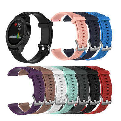 Replacement Wristband Watch Band Strap For Garmin Vivoactive3 vivomove HR