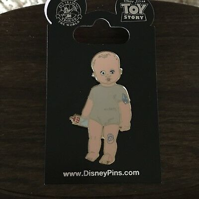 Disney Toy Story Big Baby Pin New