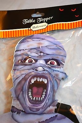 "Table Topper  Scary MUMMY  18""  New  Decoration"