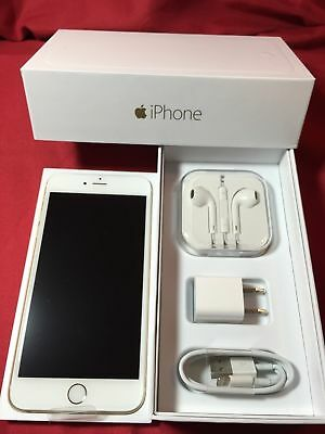 Factory Unlocked Smartphone 4G LTE iPhone 6 Plus Gold Gray Silver 64gb 128gb GSM
