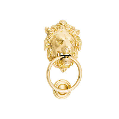 Tradco 9330+ Lion Door Knocker