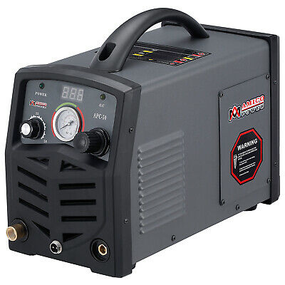 APC-50 Amp Plasma Cutter, DC Inverter 120/240V Dual Voltage Cutting Machine New