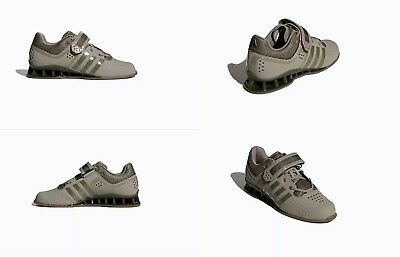 9feb59a28 adidas Adipower Weightlift Leather Shoes Mens Size 7.5 Womens size 8.5 US  DA9874